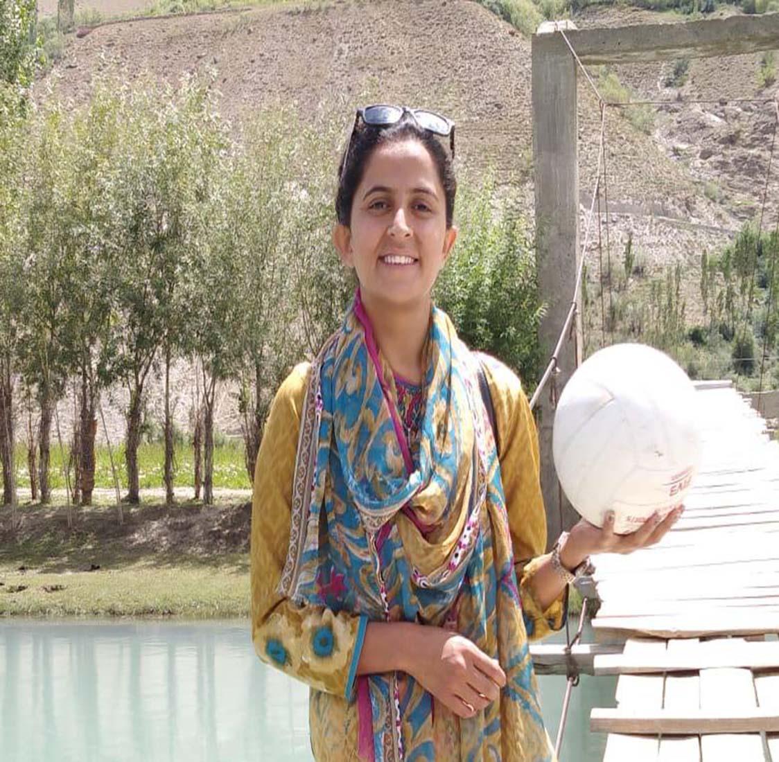 Sohaila Rehman